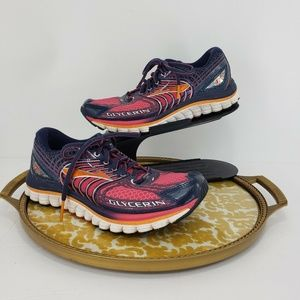 Brooks Glycerin 12 Running Shoes Size 7